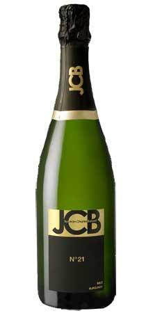 ジェーシービー No21 ブリュット クレマン ド ブルゴーニュ NV JCB No21 Brut Cremant de Bourgogne NV△