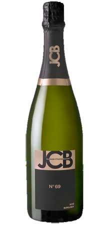 ジェーシービー No69 ブリュット ロゼ クレマン ド ブルゴーニュ NV JCB No69 Brut Rose Cremant de Bourgogne NV△