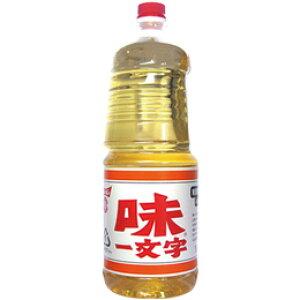 みりん風発酵調味料味一文字1.8L【味醂風/フンドーキン醤油/業務用食材】