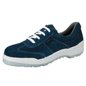 安全靴 作業靴 AW11 BV (23.5〜28.0cm) AWシリーズ スニーカータイプ セフティシューズ シモン(Simon) お取寄せ 【返品交換不可】
