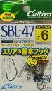 オーナーシングルフックSBL-47(No.11725)#6