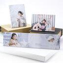 送料無料 写真入り オリジナルグッズ インテリアフレーム デコブロック A フォトフレーム アートボード 赤ちゃん 写真…