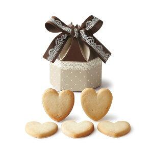 プチギフト ハートクッキー ポンパドール 1個 ハート クッキー 結婚式 ウェディング ブライダル 義理チョコ 大量 職場 会社 記念品 かわいい お礼 お菓子 おしゃれ 二次会 イベント 感謝 200円