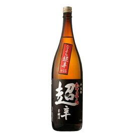 千歳鶴 本醸造 なまら超辛 1.8L【1.8Lまでの商品なら6本まで1個口送料】