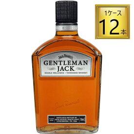 アサヒビール ジャックダニエル ジェントルマンジャック 700mlx12本【1ケース】テネシーウイスキー