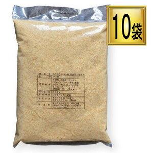 横山食品 北の畑からパン粉 500g×10袋〈超細目〉【北海道産】