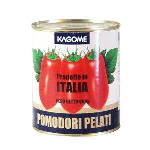 カゴメ ホールトマト イタリア産 2号缶 800g