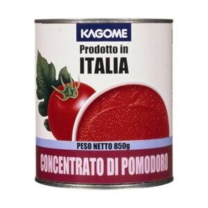 〇カゴメ トマトペースト イタリア産 2号缶 850g