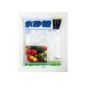 中日本 馬印 クリスタル 氷砂糖 1kg【10個まで一律送料】