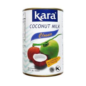 カラ ココナッツミルク 400g