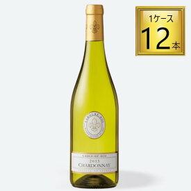 サッポロビールラブレ ロワ シャルドネ ヴァン ド フランス 白750mlx12本【1ケース】
