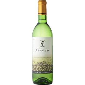 池田町ブドウ十勝ワイン セイオロサム 白 720ml