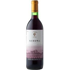 池田町ブドウ十勝ワイン セイオロサム 赤 720ml