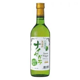 北海道ワインおたる 北海道限定 至福のナイヤガラ 白 720ml
