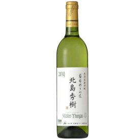 北海道ワイン葡萄作りの匠 北島秀樹ミュラー・トゥルガウ 白 750ml
