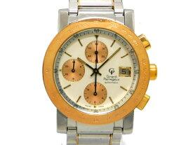 【USED】 ジラールペルゴ - GIRARD PERREGAUX - GP7000 7000GBM クロノグラフ 18KYG/SS 自動巻き メンズ 腕時計 【中古】