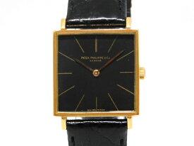 【USED】 パテック・フィリップ - PATEK PHILIPPE - ヴィンテージ Ref.3503 18KRG/革 手巻き(cal.175) アーカイブ有 メンズ 【中古】 腕時計