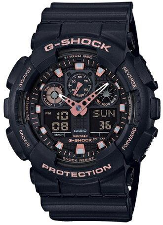 G-SHOCKGショックアナログGA-100GBX-1A4JFCASIO腕時計【国内正規品】