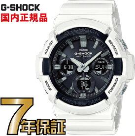G-SHOCK Gショック GAW-100B-7AJF タフソーラー アナログ 電波時計 カシオ 電波 ソーラー 腕時計 電波腕時計 【国内正規品】 メンズ ソーラー電波時計 ジーショック 【送料無料】 電波 ソーラー TheG マルチバンド6 ソーラー腕時計