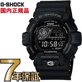 G-SHOCK GW-8900A-1JF Gショック 電波時計 タフソーラー 電波 ソーラー カシオ 腕時計 ブラック 電波腕時計 【国内正規品】 メンズ ソーラー電波時計 ジーショック 【送料無料】 基本機能を追求した新しいスタンダード