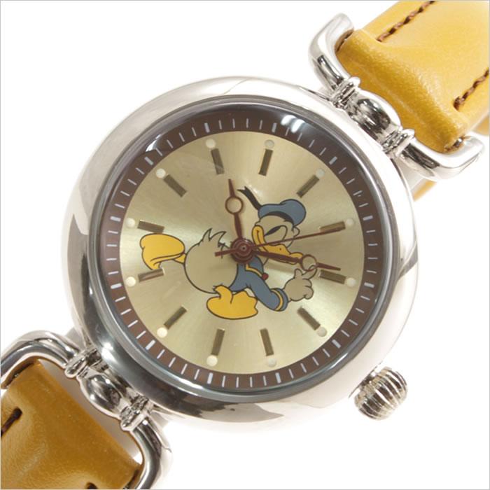 ディズニー 腕時計 キッズ ウォッチ ドナルド ダック WD-B01-DD ドナルド腕時計[入学祝い 入園祝い][プレゼント ギフト]