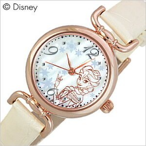 ディズニー 腕時計 キッズ Disney時計 Disney 腕時計 ディズニー 時計 レディース ホワイト WD-B05-FZ[アナログ アナと雪の女王 アナ雪 エルサ アンティークレッグウォッチ][入学祝い 入園祝い][プレゼント ギフト][あす楽]