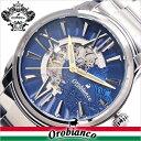 オロビアンコ 時計 オラクラシカ 限定モデル Orobianco TIMEORA 腕時計 ORAKLASSICA LIMITED MODEL NAVY[メタル ...