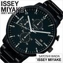 イッセイミヤケ 時計 シー ISSEY MIYAKE 腕時計 C メンズ ブラック NYAD008[正規品 デザイナーズ ファッション ブラン…