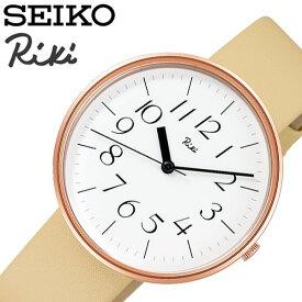 セイコー アルバ リキ ワタナベ コレクション スチールクロック 時計 SEIKO ALBA RIKI WATANABE COLLECTION 腕時計 レディース ホワイト AKQK451 人気 かわいい おしゃれ ファッション フォーマル ビジネス 渡辺力 シンプル お祝い 誕生日 記念日 プレゼント ギフト 夏