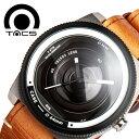 TACS 腕時計 タックス 時計 ナトーレンズ NATO LENS メンズ レディース ブラック TS1503C 一眼レフ カメラ 好き 広角…