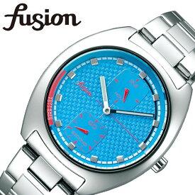 セイコー アルバ フュージョン 時計 SEIKO ALBA fusion 腕時計 メンズ レディース ブルー AFSK402 人気 ブランド シンプル おしゃれ 90年代 ファッション カラフル 個性的 デザイン 古着 レトロ プレゼント ギフト お祝い 冬 母の日