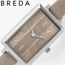 [あす楽]ブレダ 時計 BREDA 腕時計 エヴァ EVA レディース 女性用 ブラウン BREDA-1738E 人気 おすすめ ブランド 大人…