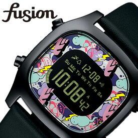セイコー アルバ フュージョン 時計 SEIKO ALBA FUSION 腕時計 メンズ レディース ブラック グリーン ピンク 黒 AFSM701 人気 ブランド おすすめ おしゃれ かっこいい かわいい コラボ 限定品 カモフラージュ レア カジュアル ファッション 誕生日 プレゼント 冬 母の日