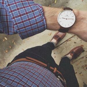 [即出荷][ポイント10倍][送料無料][正規品2年保証]ダニエルウェリントン腕時計DanielWellington腕時計ダニエルウェリントン時計クラシックブリストルローズCLASSIC36mmメンズ/レディース/オフホワイト0511DW[ファッション/定番][DW]