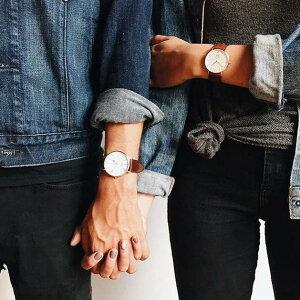 ダニエルウェリントン腕時計DanielWellington腕時計ダニエルウェリントン時計クラシックシルバーローズCLASSIC40mmメンズ/ユニセックス/男女兼用腕時計/オフホワイト[正規品/シンプル/ピンクゴールド/DW/人気/定番/フォーマル]