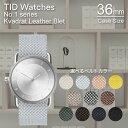 ティッドウォッチズ 時計 TIDWatches 腕時計 TID Watches 腕時計 ティッド ウォッチズ 時計 クヴァドラ Kvadrat メンズ レディー...
