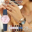 アリーデノヴォ ALLY DENOVO 腕時計 ミニガイアパール Mini Gaia Pearl 時計 28mm レディース 正規品 アリーデノボ パ…