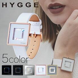 ヒュッゲ 時計 HYGGE 腕時計 2089 メンズ レディース 正規品 北欧 ミニマル シンプル 個性的 インテリア 人気 ブランド プレゼント プラスチック ペアウォッチ スクエア エレガント ユニセックス デザイナーウォッチ ファッション コーデ プレゼント 冬