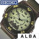 セイコー アルバ 腕時計 SEIKO 時計 ALBA セイコー時計 SEIKO 腕時計 アルバ 時計 メンズ時計 APEQ057[プレゼント ギ…