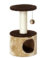 キャットタワー据え置きキャティースクラッチリビングコンパクトルームドギーマン猫タワーねこタワーキャットタワーおしゃれスリム省スペースキャティースクラッチリビングコンパクトルーム【dg84130】【激安】【02P07Nov15】【S】