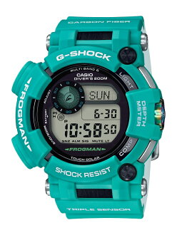 卡西歐蛙人手錶CASIO G-SHOCK FROGMAN Master of G Master in Marin Blue GWF-D1000MB-3JF