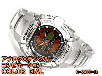 G-550FD-1ADR G-SHOCK G打擊G打擊gshock卡西歐CASIO手錶