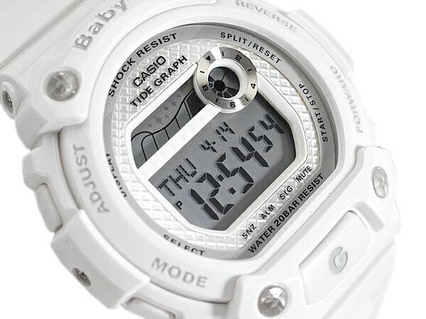 BLX-100-7DR ベビーG BABY-G G-LIDE Gライド ベビージー カシオ CASIO 腕時計 ホワイト BLX-100-7