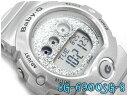 【ポイント2倍!!+送料無料!】CASIO Baby-G カシオ ベビーG Glitter Dial Series グリッターダイアルシリーズ 海外逆輸入モデル デジタル腕時計 シルバー BG-690