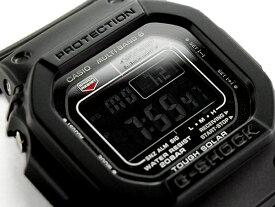 G-SHOCK Gショック ジーショック 逆輸入海外モデル カシオ CASIO 電波ソーラー デジタル 腕時計 オールブラック GW-M5610-1BER GW-M5610-1B【あす楽】