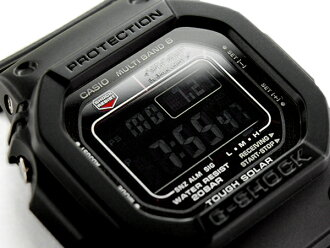 G-SHOCK G ショックジーショックカシオ electric wave solar watch GW-M5610-1BJF oar black domestic regular model