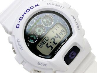 Casio reimport foreign model G shock digital watch white urethane belt GW-6900A-7
