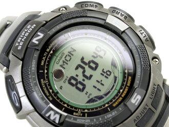 PAW-1500T-7VCR初期Lec PROTREK卡西歐CASIO手錶