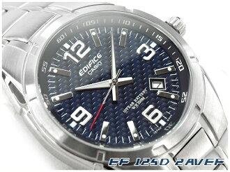CASIO EF-125D-2AVEF 카시오 EDIFICE에 디피 스 시계