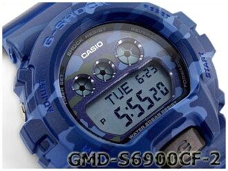 """G GMD-S6900CF-2CR g-休克""""凱西歐 gshock 凱西歐手錶"""